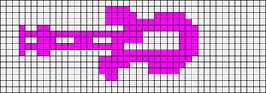 Alpha pattern #9571
