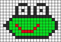 Alpha pattern #9573