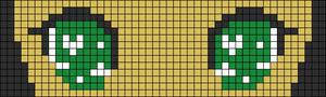 Alpha Friendship Bracelet Pattern #9575