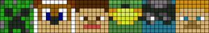 Alpha pattern #9576
