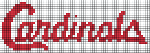 Alpha pattern #9581
