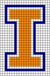 Alpha pattern #9592