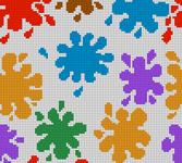 Alpha pattern #9594