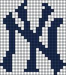 Alpha pattern #9596