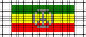 Alpha pattern #9612