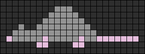 Alpha pattern #9614