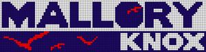 Alpha pattern #9618