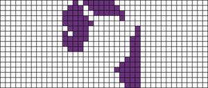 Alpha pattern #9631