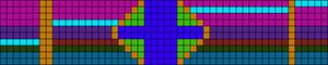 Alpha pattern #9638