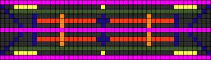 Alpha pattern #9639
