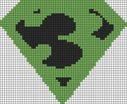 Alpha pattern #9644