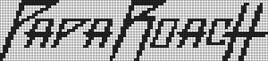 Alpha Friendship Bracelet Pattern #9668