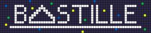 Alpha pattern #9676