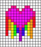 Alpha pattern #9701