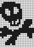 Alpha Friendship Bracelet Pattern #9703