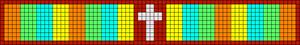 Alpha pattern #9705