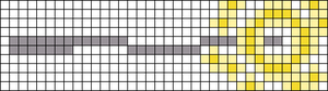Alpha pattern #9707