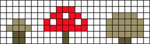 Alpha pattern #9709