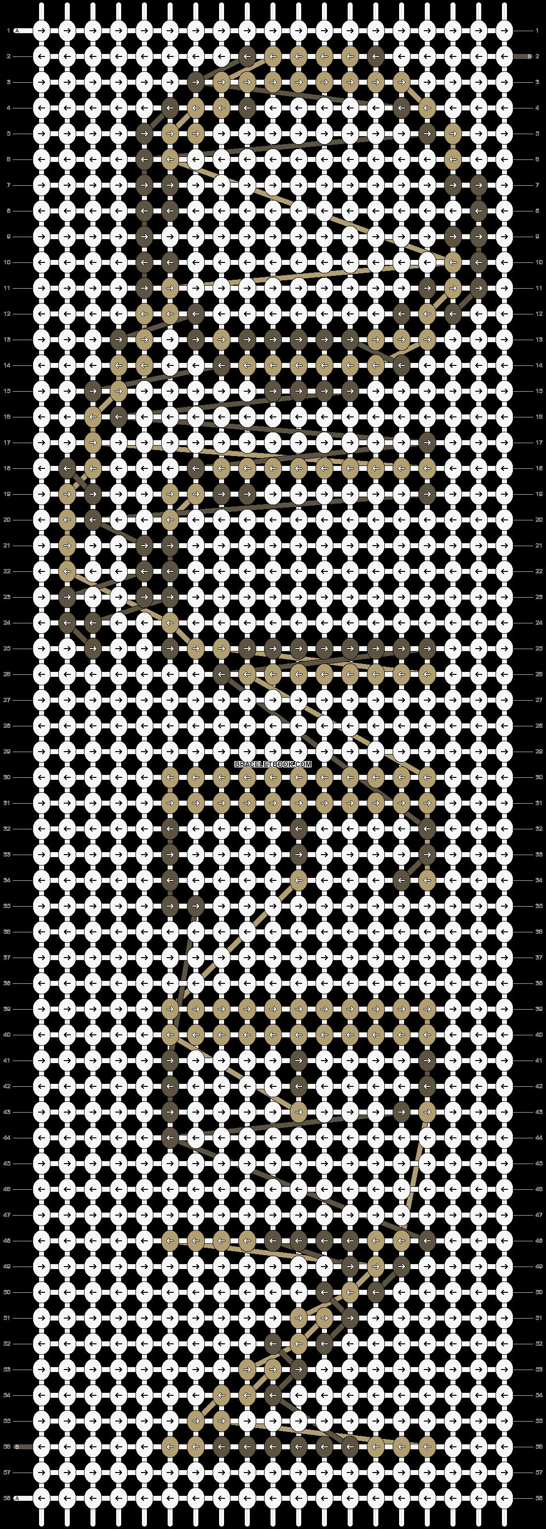 Alpha pattern #9711 pattern