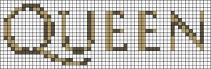 Alpha pattern #9711