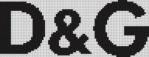 Alpha pattern #9716