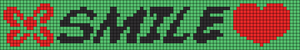 Alpha pattern #9732
