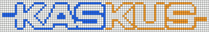 Alpha pattern #9733