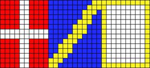 Alpha pattern #9750