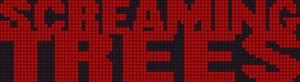 Alpha pattern #9755