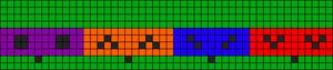 Alpha pattern #9759