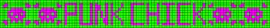Alpha pattern #9768