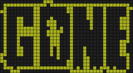 Alpha pattern #9772