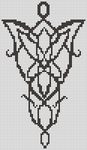 Alpha pattern #9775