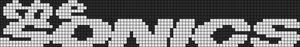 Alpha pattern #9777