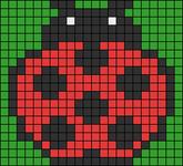 Alpha pattern #9791