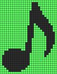 Alpha pattern #9793