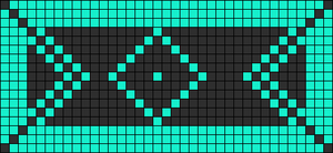 Alpha pattern #9810