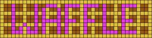 Alpha pattern #9811