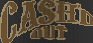 Alpha pattern #9813