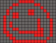 Alpha pattern #9819