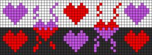 Alpha pattern #9821