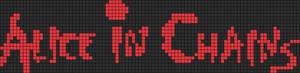Alpha pattern #9826