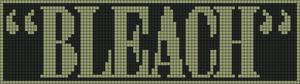 Alpha Friendship Bracelet Pattern #9833