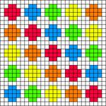 Alpha pattern #9841
