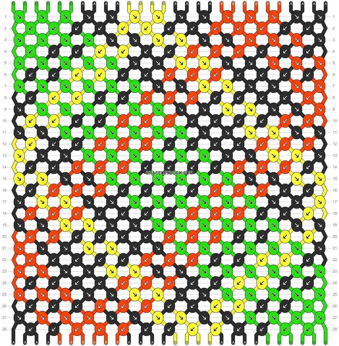 Normal pattern #9845 pattern