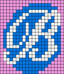 Alpha pattern #9849