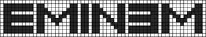 Alpha pattern #9854
