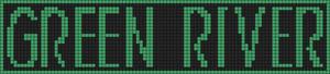 Alpha pattern #9860