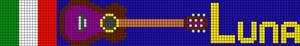 Alpha pattern #9894