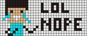 Alpha pattern #9908